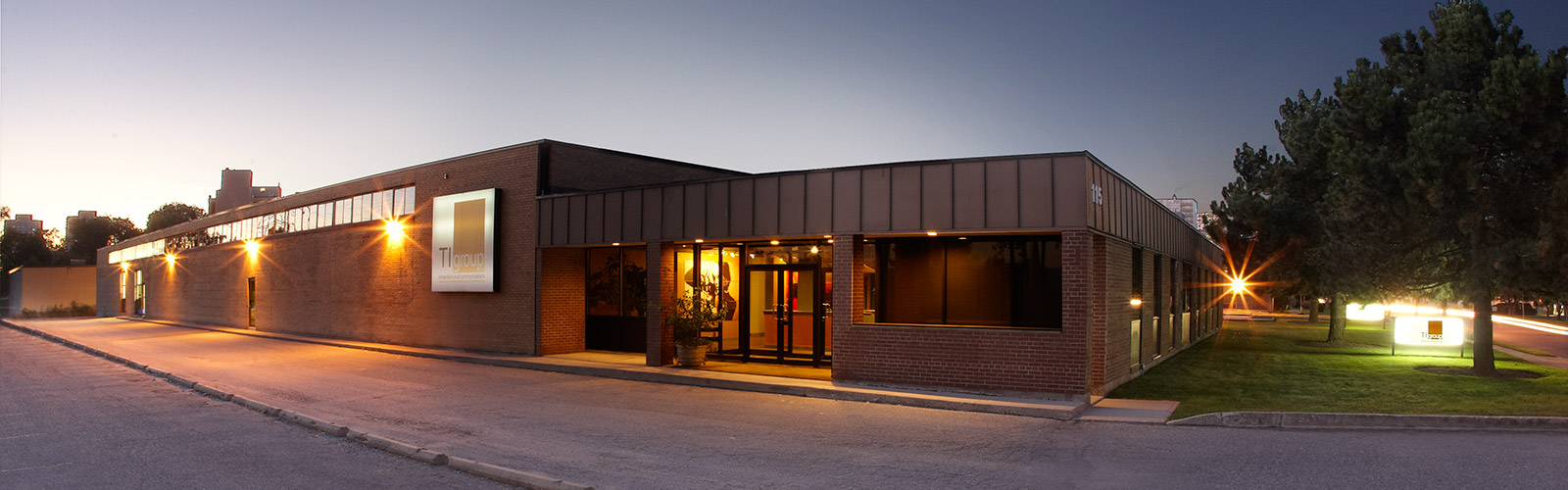 TI Group Facility Main Building