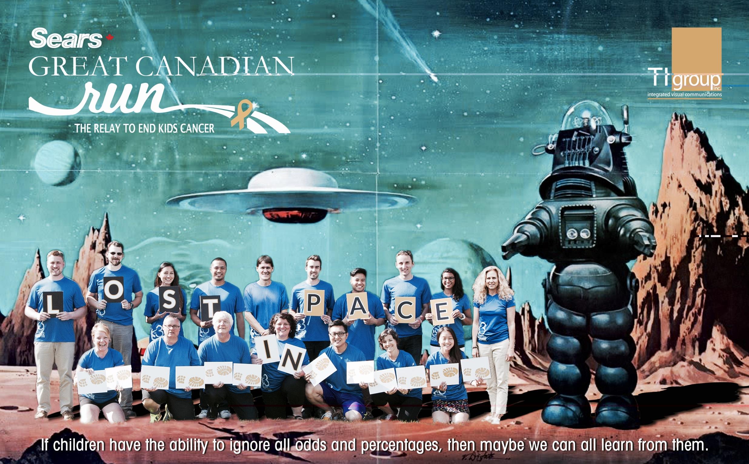 TI Group - Sears Great Canadian Run